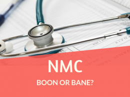 National Medical Commission: Boon or bane?