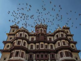 A Masterpiece from The Golden Era of the Royal Holkars: Rajwada