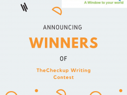 Results of TheCheckup Writing Contest- April 2020