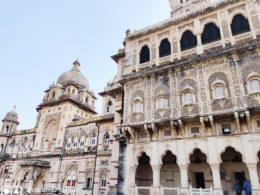 The Opulence of the Gaekwads: Laxmi Vilas Palace, Baroda